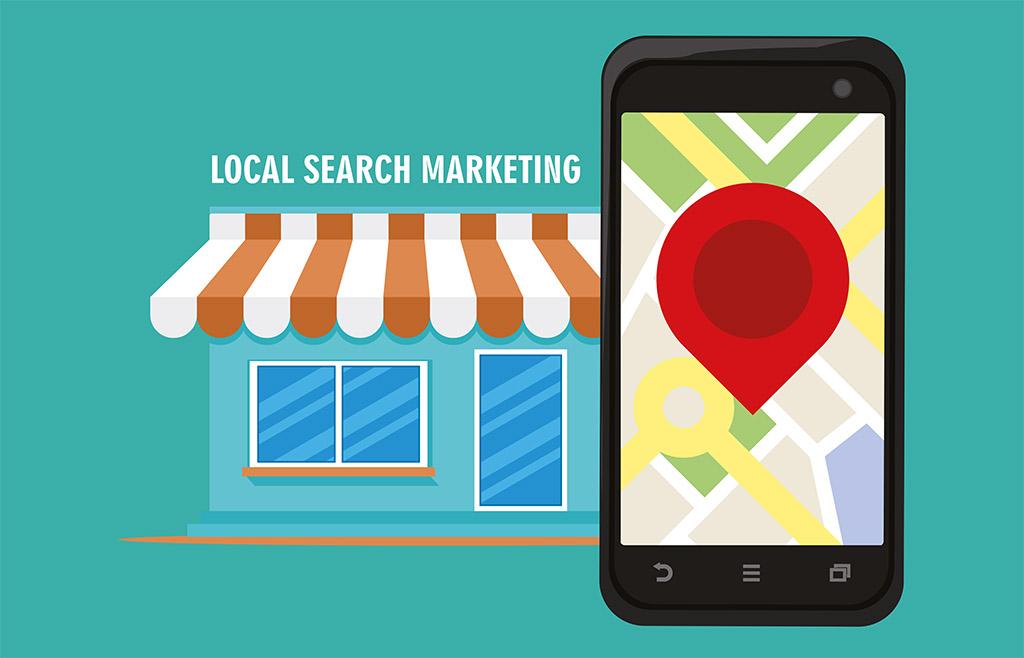 Google My Business Local Marketing